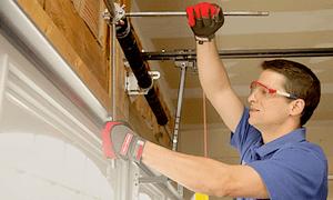 garage door service College Point